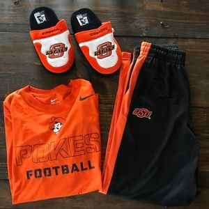 Oklahoma State Cowboys Nike Outfit M/L